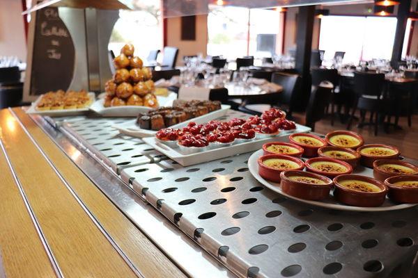Le buffet des desserts