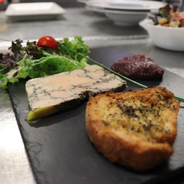 "Foie gras ""maison"""